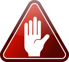 red-triangle-hand-sign-hi