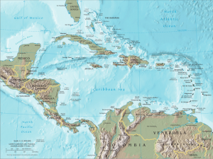 798px-CIA_map_Central_America__Caribbean-300x225